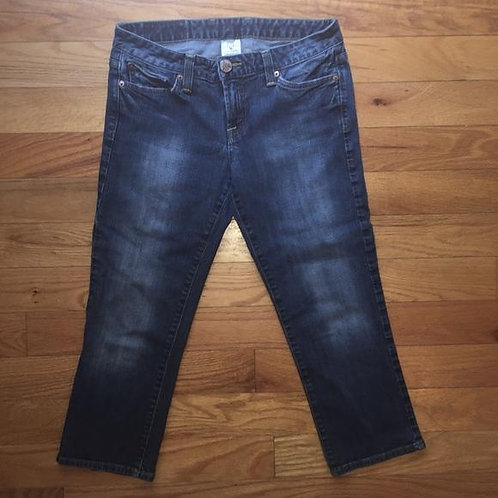 Lucky Brand Lody Cropped Jeans