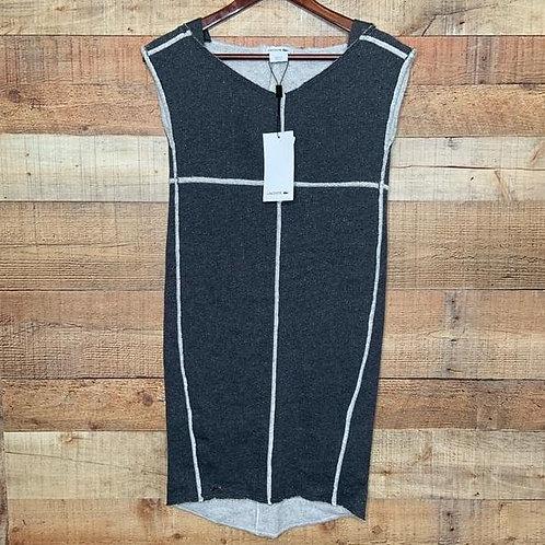 Lacoste | Granite Sleeveless Sweatshirt Dress