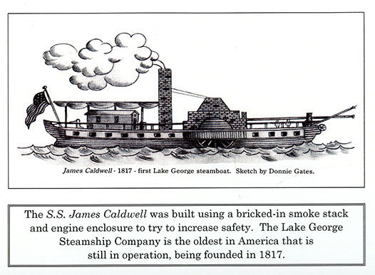 James Caldwell steamboat