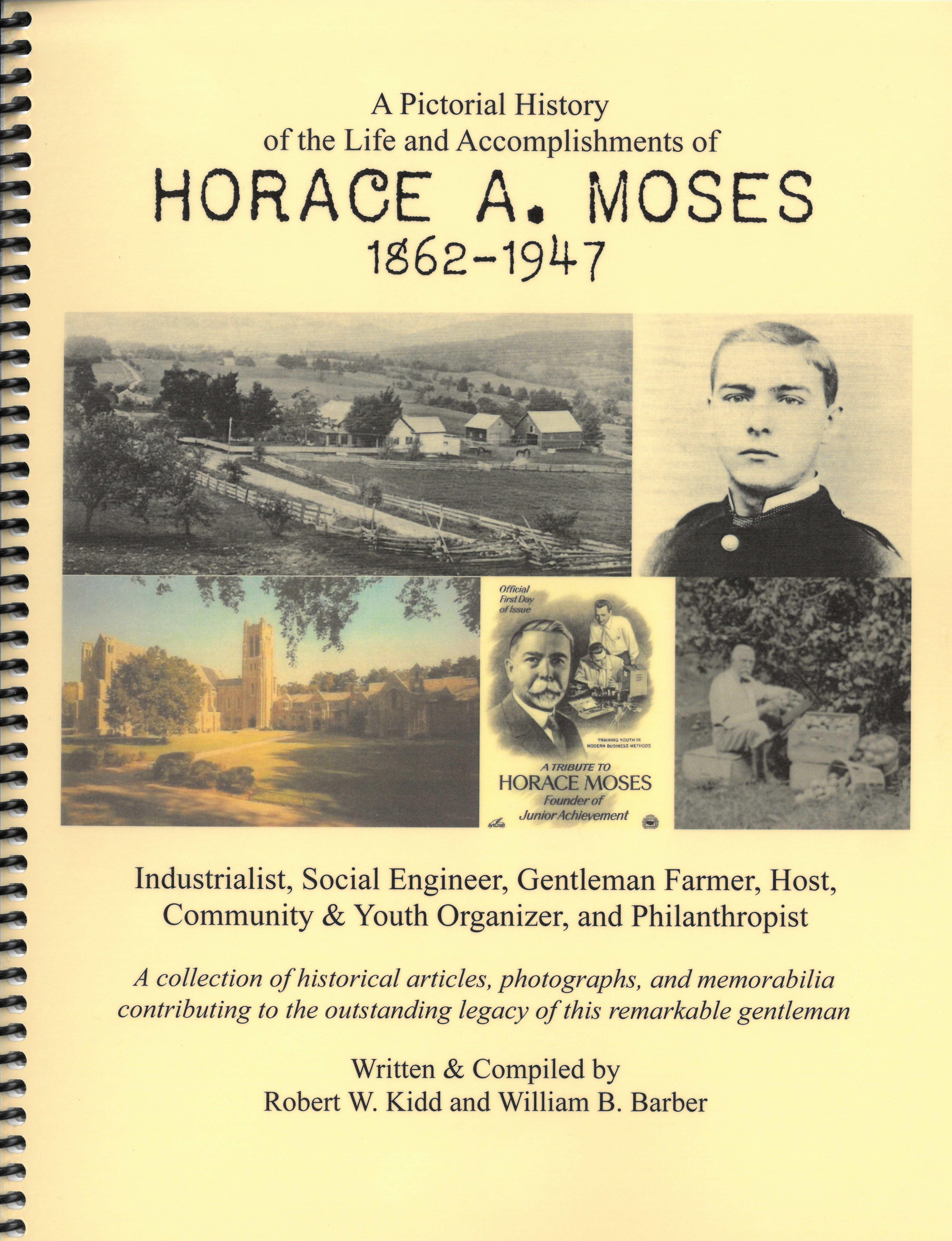 HoraceAMosesBookCover