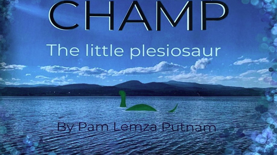Champ The Little Plesiosaur