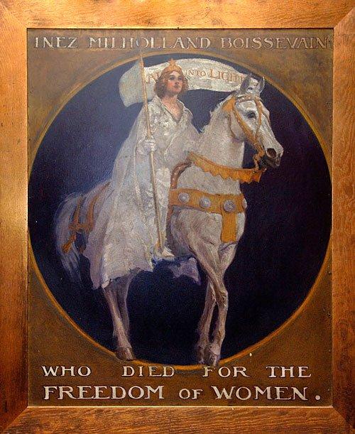 Inez-Framed-Horse-1