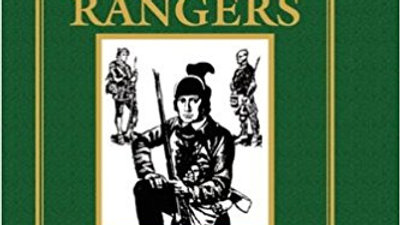 Hardcover The History of Rogers' Rangers, Volume 3 Officers and Non-Commissioned