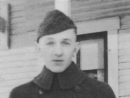 WW1 Veterans Remembered – Mark B. Hill