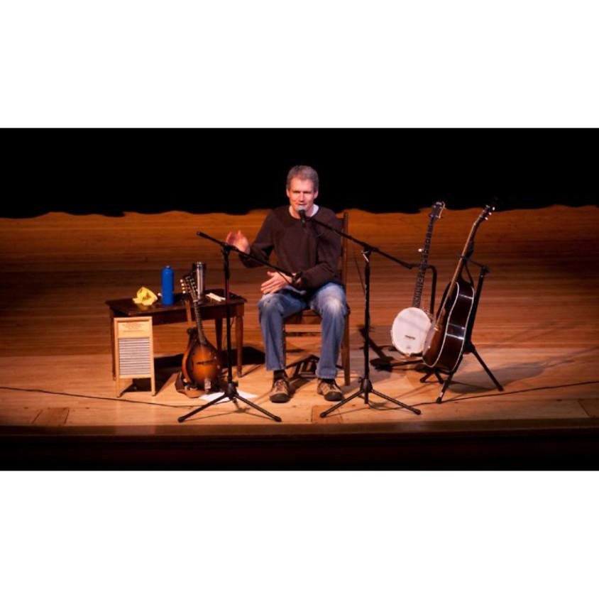 "Musical Performance:   ""Adirondack Music and Stories"""