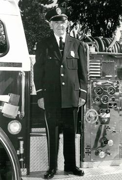 FiremanonTruck