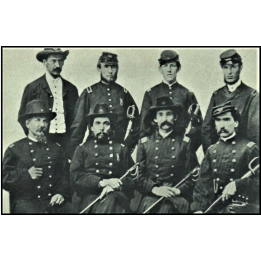"Program:  ""Adirondack Regiments in  the American Civil War"""