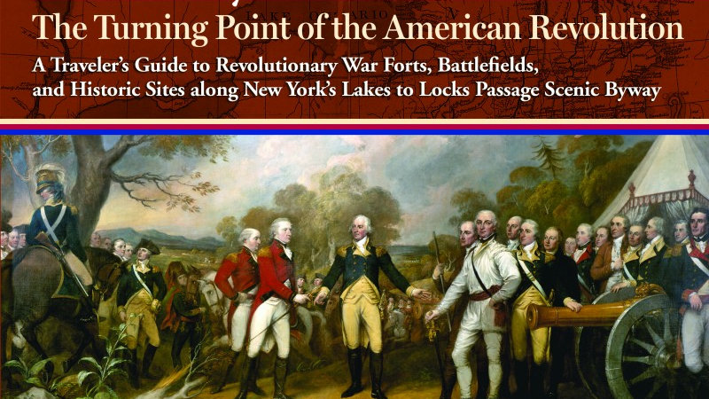 Waterways of War: Turning Point of the American Revolution