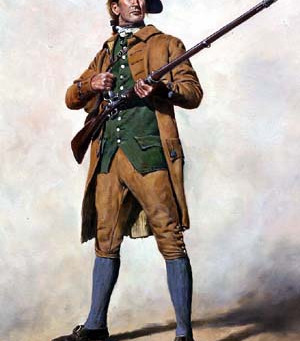 Nathaniel Miller, A Revolutionary Soldier