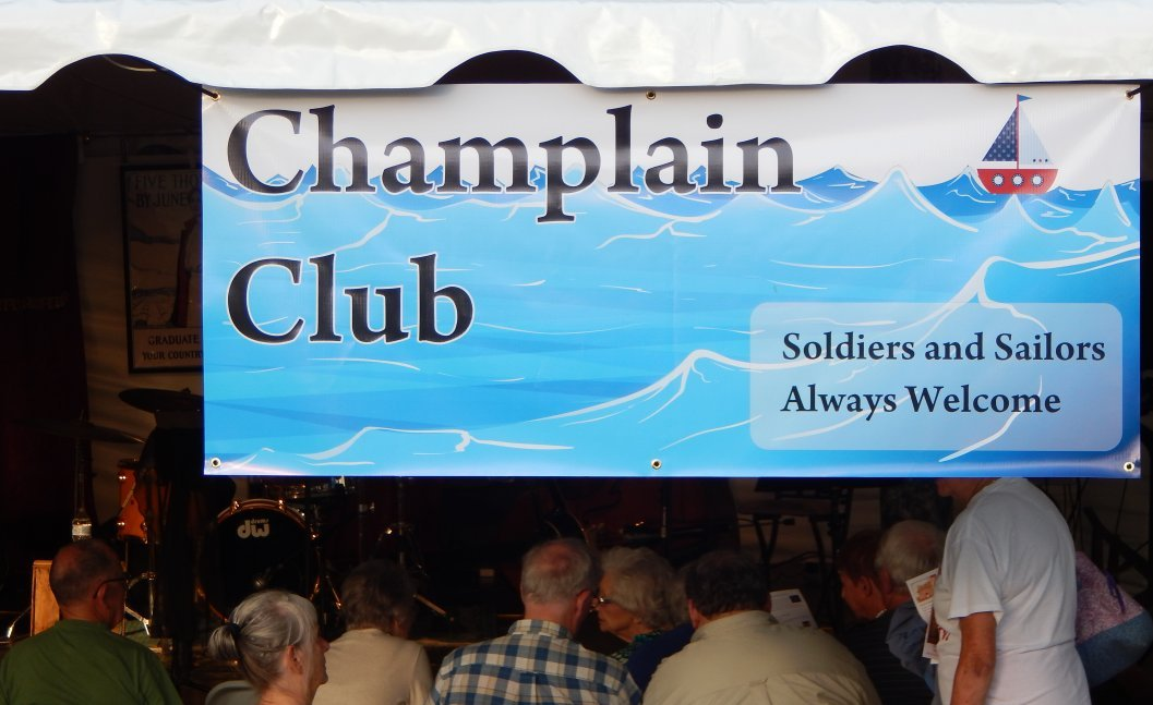 ChamplainClubSign