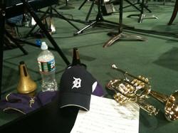 NEBB Recording Session
