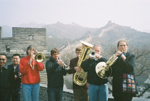 New Mexico Brass Quintet