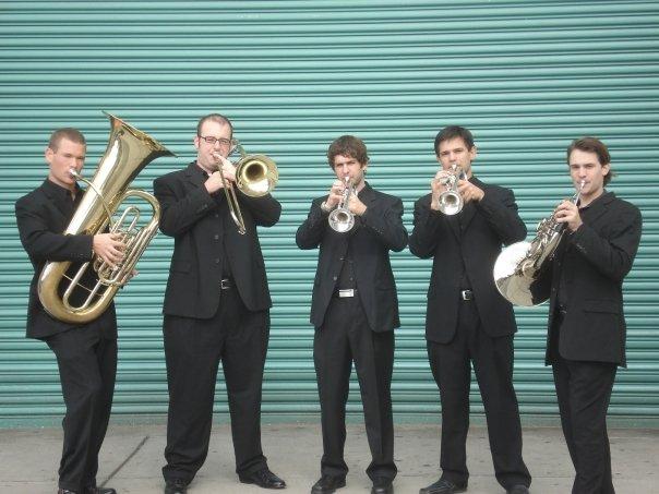 Fenway Quintet at Fenway Park