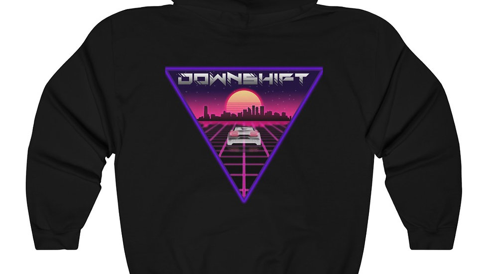 Downshift Original Retro-wave Sweaters