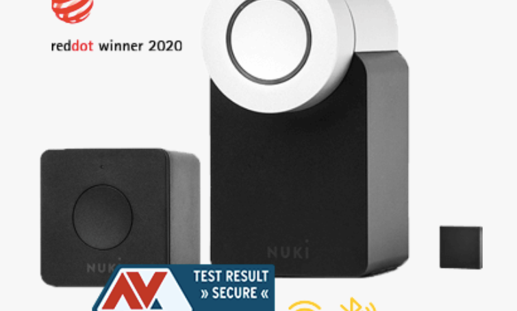 Nuki Smart home kit