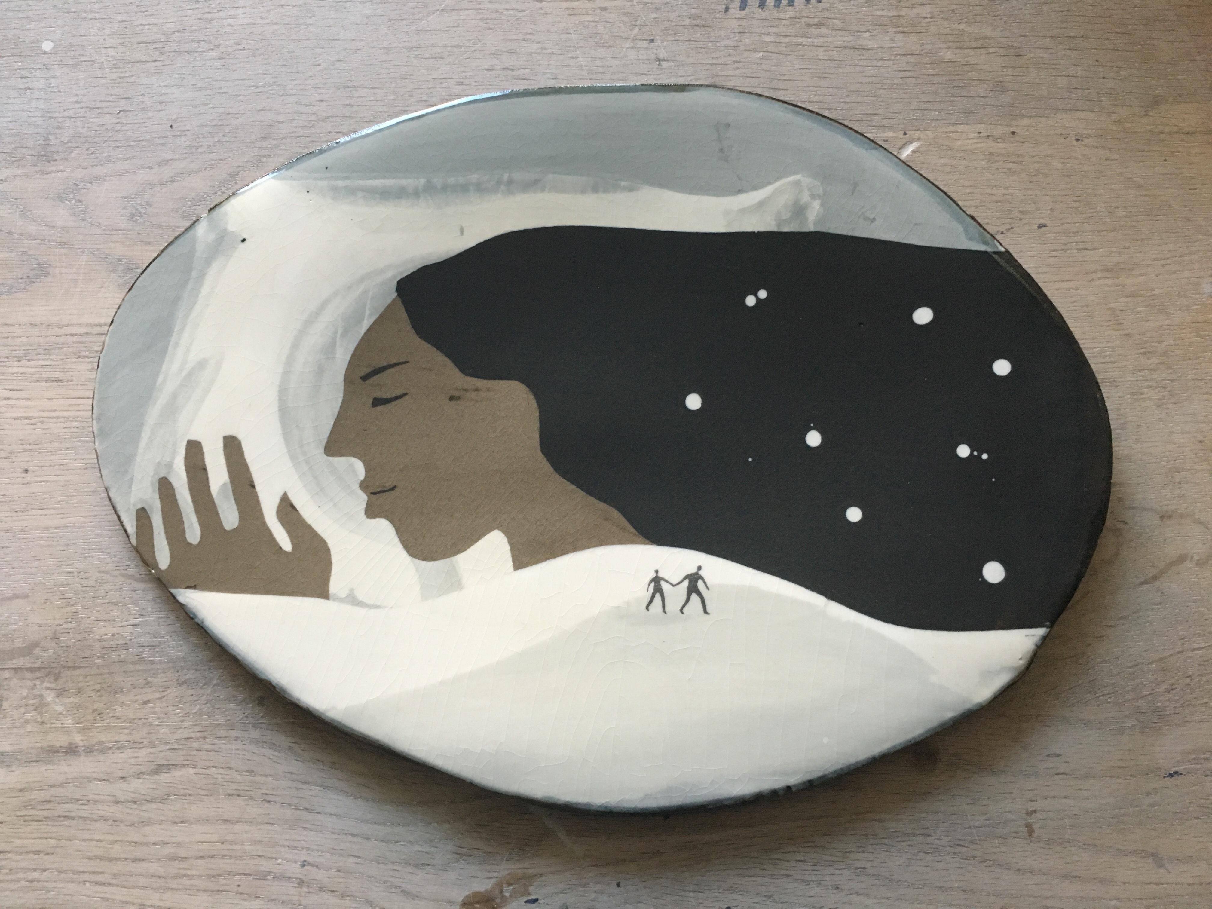 Dreamer plate