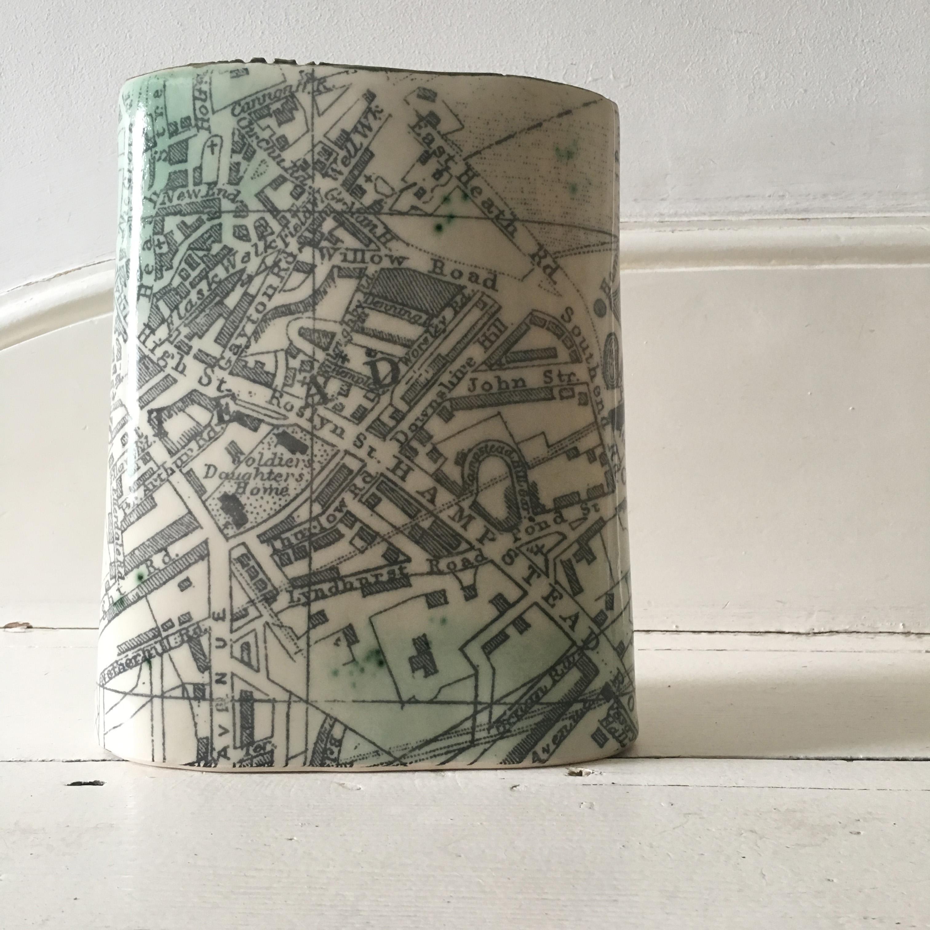 Hamsptead Vase