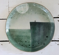 CLIFF WALKERS PLATE