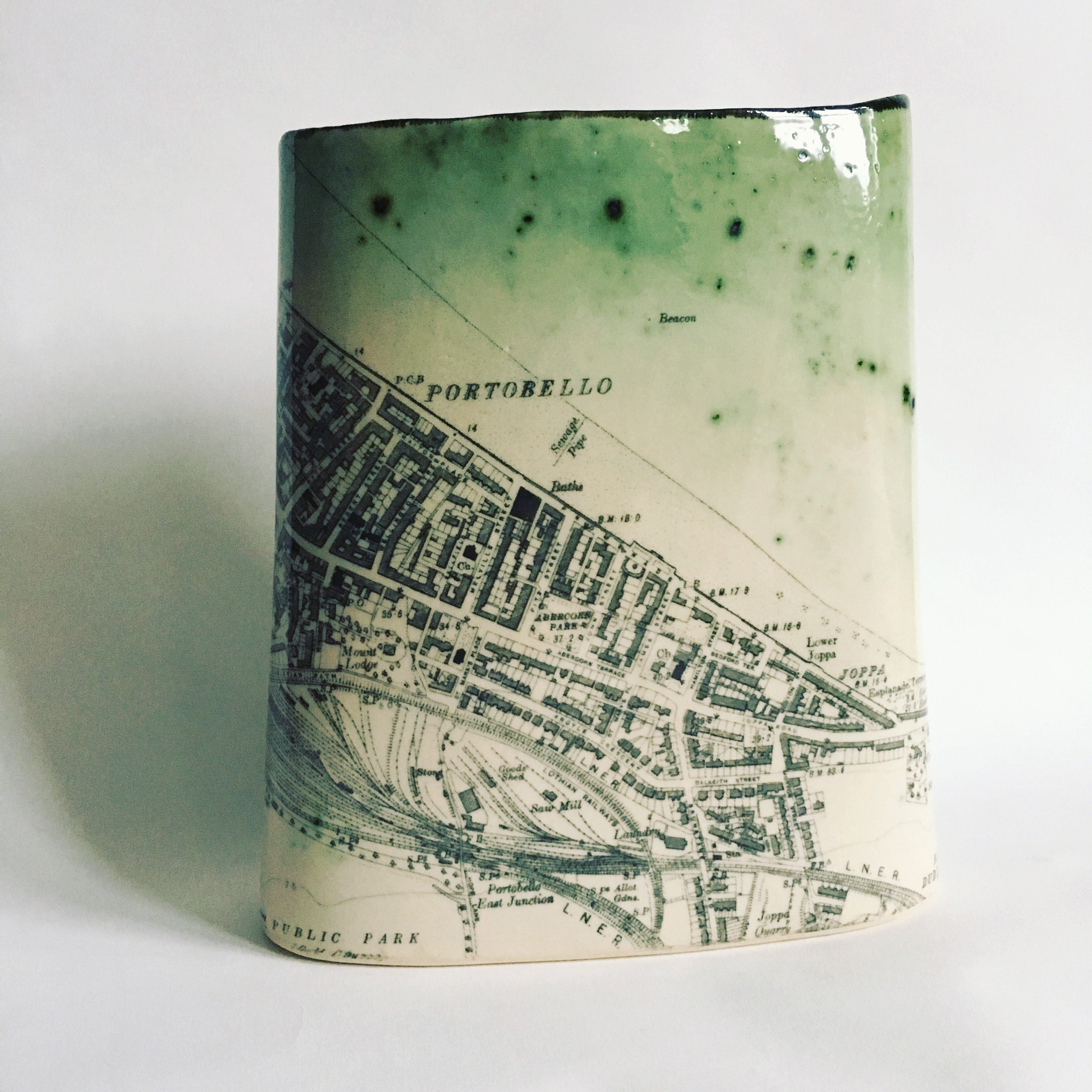 Portobello Beach Vessel