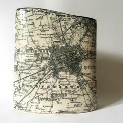 Edinburgh and Environs Vase