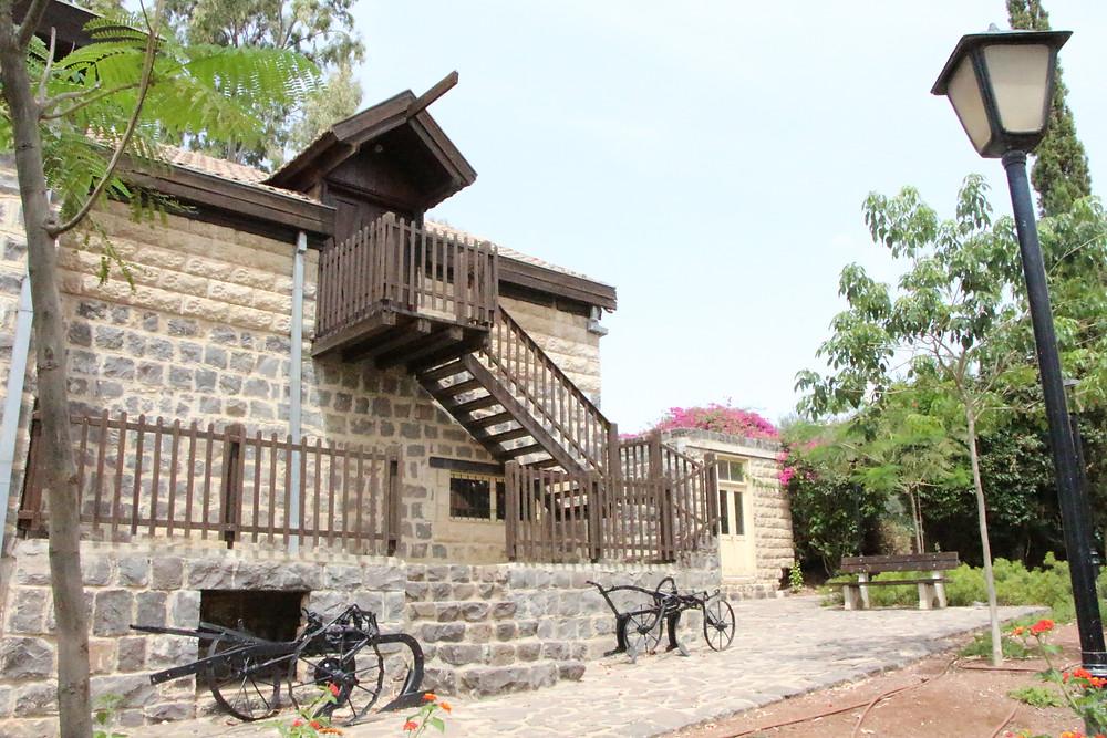 מעיין נון- תמונה באדיבות המועצה המקומית מגדל