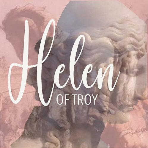 Helen of Troy (lyric mezzo or Zwischenfach soprano and chamber ensemble)