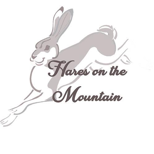 Hares on the Mountain (SAB chorus and piano)