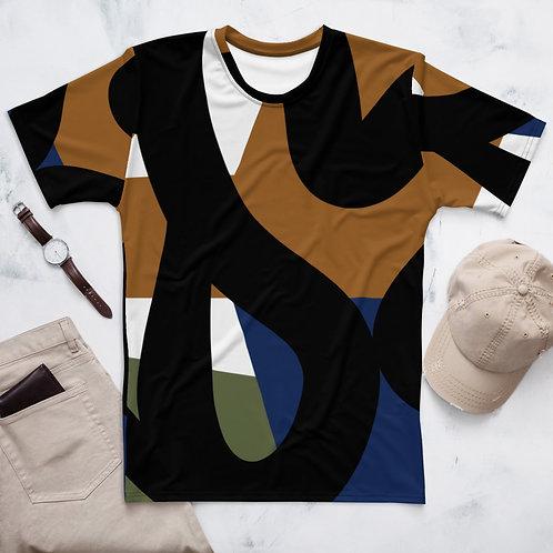"""""""In The Loop"""" Men's Grafic T-shirt"""