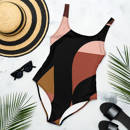 Barbados One-Piece Swimsuit