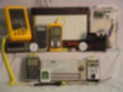 Calibrated temperature equipment