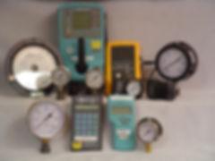 Calibrated Pressure Equipment