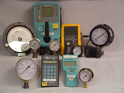 Calibrated Pressure Equipment