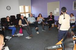 MERU poetry workshop