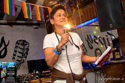 LGBTQ open mic