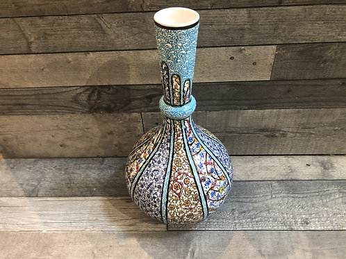 Vase à fleur Harun, de hauteur 39cm