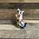Thumbnail: Chat Iznik, de hauteur 16cm