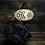 Thumbnail: Lampe sur pied, de diamètre 26cm
