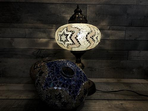 Lampe sur pied, de diamètre 26cm