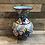 Thumbnail: Vase à fleur Tuana, de hauteur 28cm