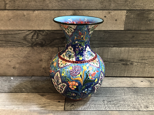 Vase à fleur Tuana, de hauteur 28cm