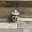 Thumbnail: Pot Iznik, de hauteur 13cm
