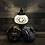 Thumbnail: Lampe sur pied, de diamètre 13cm