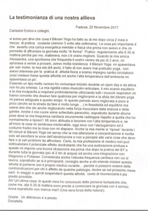 Testimonianza allievi_Donatella