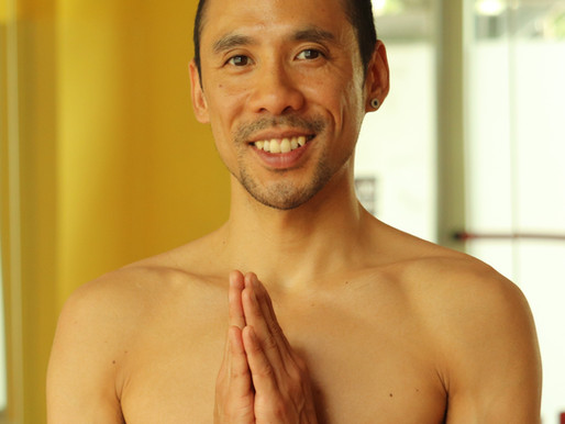 Paolo Kim Ma, Insegnante Bikram, Vinyasa.