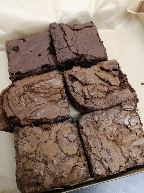 Gluten Free 6 Brownie Box