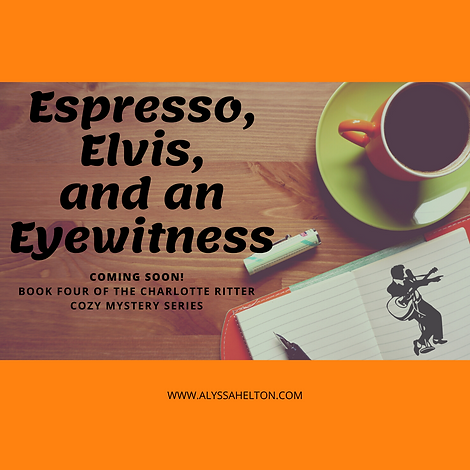 Espresso, Elvis, and an Eyewitness orang