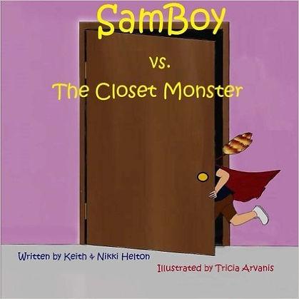 SamBoy Vs the Closet Monster