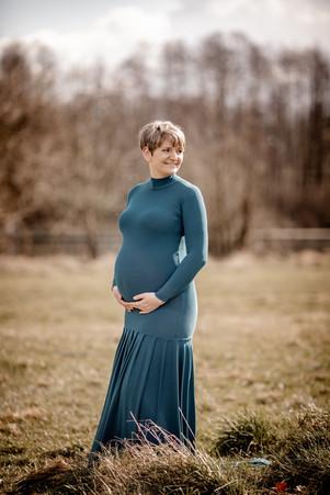 Babybauchshooting Outdoor Anna Lotz Mülheim