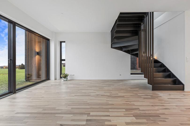 trappen i rummet