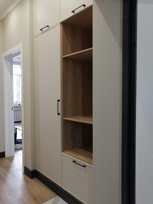 шкаф в прихожую фасады пленка пвх